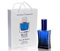 Парфюмированная вода Antonio banderas blue seduction edt 50ml, фото 1