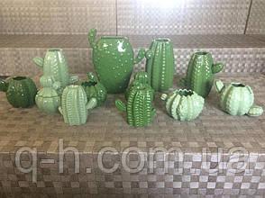 Декор, шкатулка для драгоценностей и мелочи из керамики 13*13*15 см, фото 3