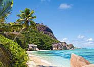"""Пазлы Castorland C-300228 """"Тропический пляж Сейшелы"""" на 3000 элементов (C-300228), фото 2"""