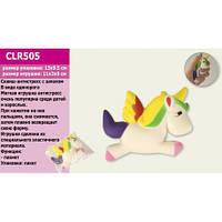 Антистресс-сквиш CLR505 единорог 11*3*9 см в пакете(CLR505)