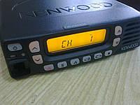Kenwood NX-820, цифровая автомобильная радиостанция UHF, фото 1