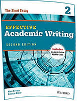 Английский язык / Effective Academic Writing 2nd edition. Пособие по грамматике, 2 / Oxford