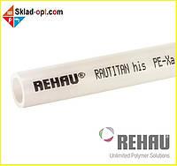 Труба Rehau RAUTITAN his 16 x 2,2, для холодного и горячего водоснабжения. 137010-100