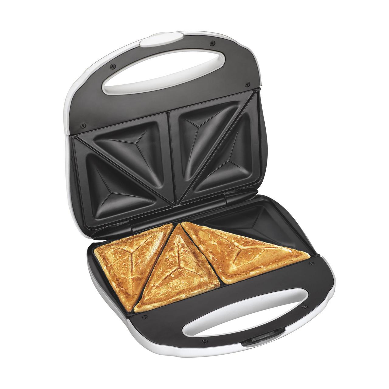 Бутербродница Сэндвичница DT-1301 750 Вт