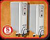 Радиатор масляный Н 0715 (1.0 кВт) Термия, фото 2