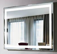 Зеркало 1000*800 мм с светодиодной подсветкой
