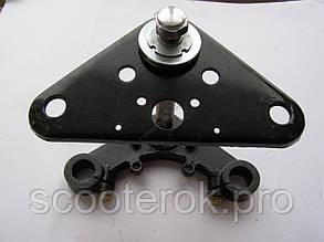 Траверса руля под перья диаметр 31 мм Zubr T200