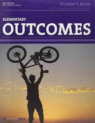 Outcomes Elementary Student's Book with Pin Code for myOutcomes and Vocabulary Builder