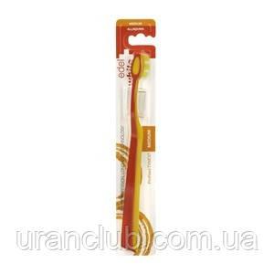 EDEL+WHITE Зубная щётка Allround средней жёсткости с щетиной Tynex