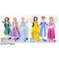 Кукла 34см BLD046/BLD046-1 сказочная принцесса 6в.кул.12*4,5*36(BLD046/BLD046-1)