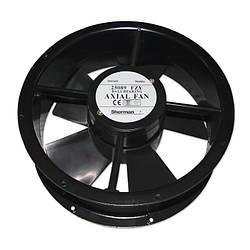 Вентилятор 250x89, AC 220V, 70W, 1500м³/г, 2700об/хв, Axial Fan