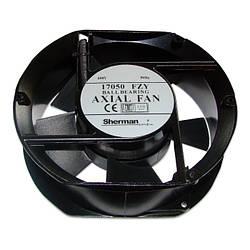 Вентилятор 172x150x51, AC 220V, 40W, 330м³/г, 3000об/хв, Axial Fan