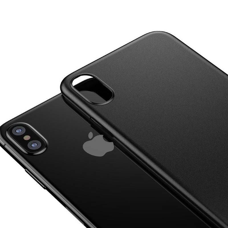 Чехол Baseus Wing iPhone X Black
