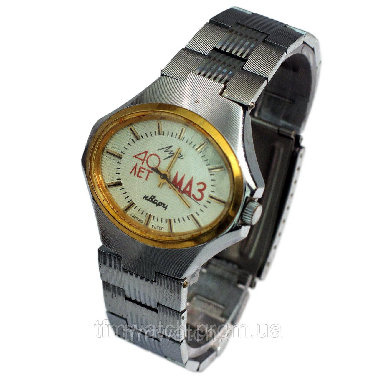 Наручные кварцевые часы луч купить какие хорошие часы наручные мужские