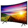 Телевизор Samsung UE65NU7302 (PQI1400Гц, 4K, Smart, UHD Engine, HLG HDR10+, D.Digital+ 20Вт, Curved, DVB-C/T2)