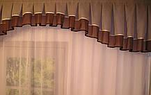 """Готовый ламбрекен """"Родос"""", 300см, фото 2"""