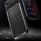 Чехол-аккумулятор Baseus Power Bank 3500 iPhone X (Black, фото 3