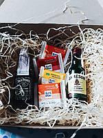 """Подарочный сувенирный набор """" Сладостное виски"""""""