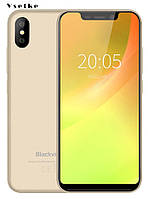 """Blackview A30 3G 5.5"""" Android 8,1 mtk6580a четыре ядра 2 GB RAM 16 GB ROM 8.0MP+0.3MP Face ID 2500 мАч, фото 1"""