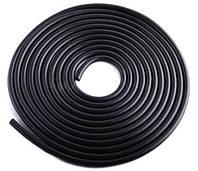 Шланг топливный черный (1метр Ø5mm)