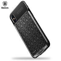 Чехол-аккумулятор Baseus Power Bank 3500 iPhone X (Black