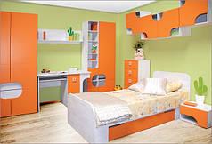 Детские комнаты модульные