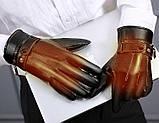 """Модельные перчатки с подогревом пальцев """"Eco-Obogrev FASHION"""" + аккумуляторы 3000 мАч + зарядное устройство., фото 2"""
