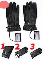 """Модельные перчатки с подогревом пальцев """"Eco-Obogrev FASHION"""" + аккумуляторы 3000 мАч + зарядное устройство."""