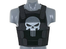 Skull Body Armor - Black [8FIELDS]