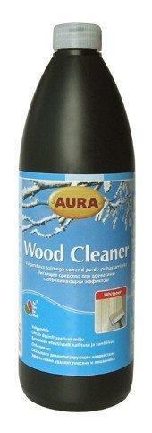 Відбілювач деревини AURA Wood Cleaner 1л/кг