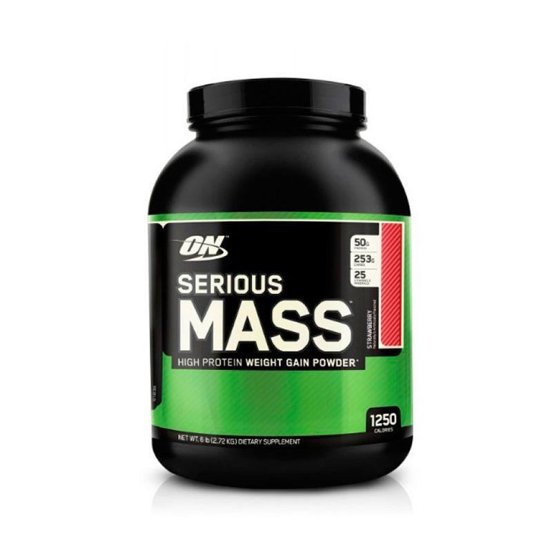 Optimum Nutrition Serious Mass 2720г