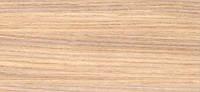 Плинтус МДФ Зебрано песочный, высота 55мм