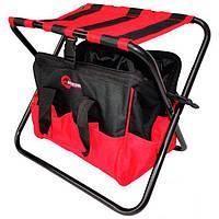 Складной стул с сумкой, универсальный до 90кг 420мм*310мм*360мм
