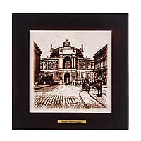 """Картина Одесса 1794 """"Оперный Театр"""" (28x28) см"""