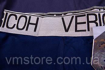 Трусы мужские Vericoh 174 однотонные на спортивной резинке , фото 2