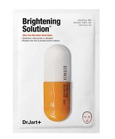 Маска - детокс коллагеновая DR. Jart + Brightening Solution