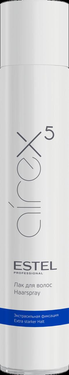 Лак для волос AIREX Экстрасильная фиксация, 400 мл