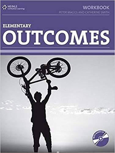 Outcomes Elementary Workbook with Answer Key and Audio CD