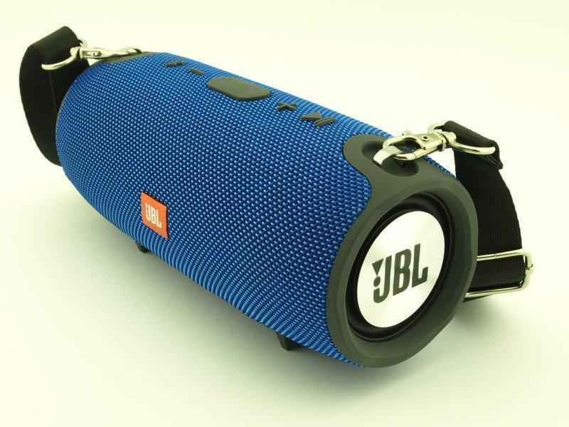 JBL- Xtreme беспроводная портативная Bluetooth колонка (синий, blue, оригинальный размер)