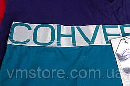 Мужское белье трусы Vericoh увеличенные серебристая резинка 199В, фото 2