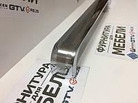 Ручка 128mm DOLUNAY Хром-Сталь-Хром