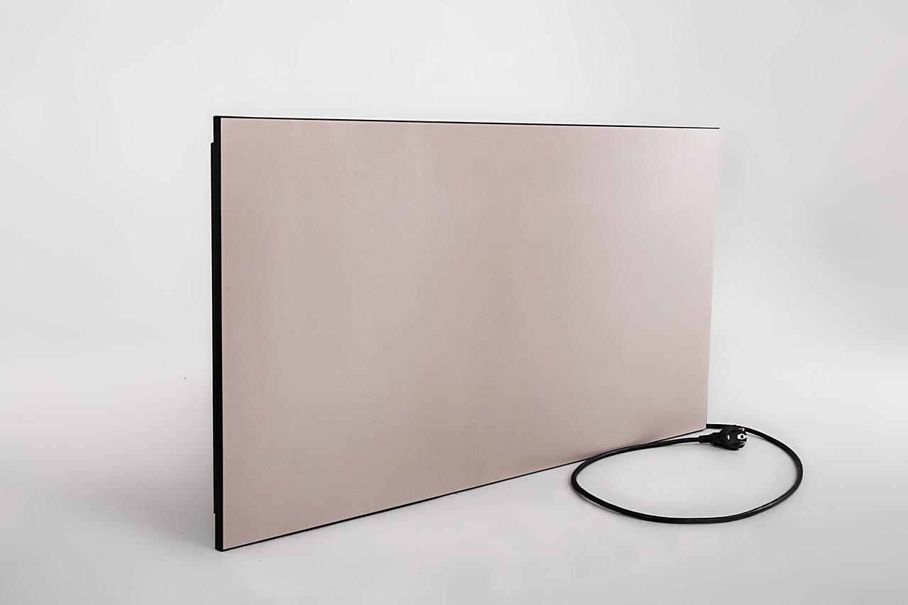 Керамический настенный обогреватель с терморегулятором КАМ-ИН 700T (700Вт 14м2)