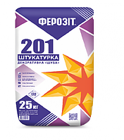 Ферозит 201 200 декоративная штукатурка шуба 1.5 мм