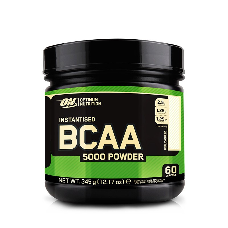 Optimum Nutrition BCAA 5000 - без вкуса 345 г