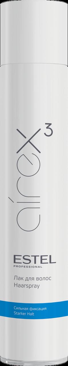 Лак для волос AIREX Эластичная фиксация, 400 мл
