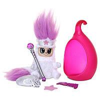 """Интерактивная игрушка меховой младенец""""Принцесса Мелина""""с королевским стручком для сна / Bush baby"""