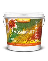 Штукатурка мозаичная Феромал 33 Мosaikputz 25 кг