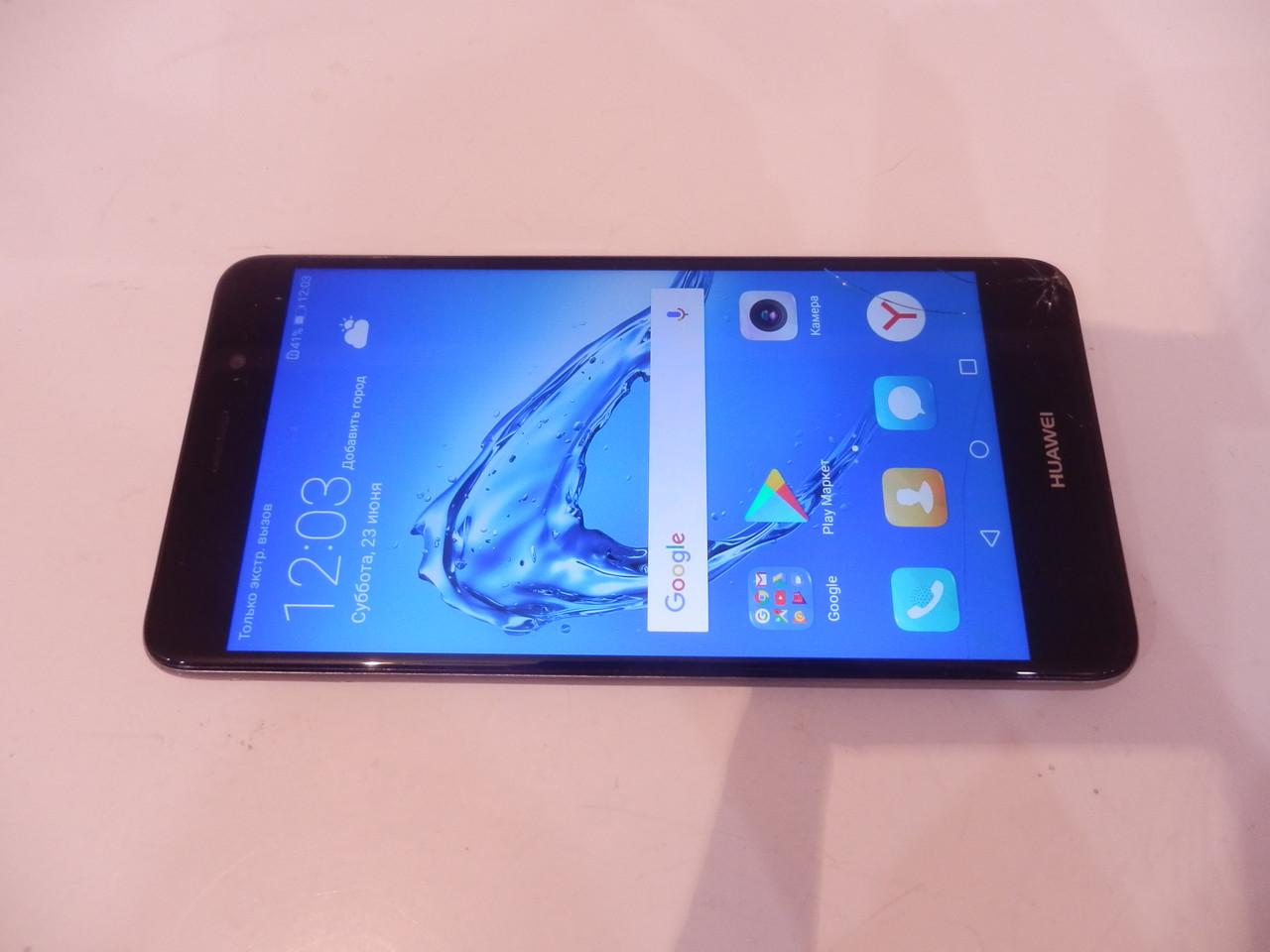 Мобильный телефон Huawei Y7 TRT-LX1 №5062