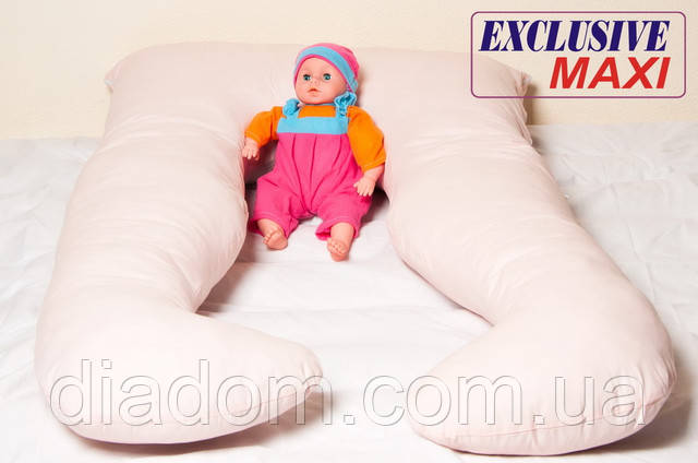 Подушка для беременных Maxi Exclusive, Мини-манеж