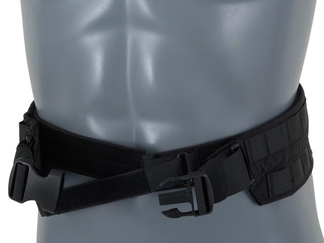 Modularny pas taktyczny (XL) - Black [EM] (для страйкбола)